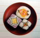 How to make SUSHI ROLL book from japan japanese