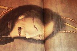 Photo1: Katsushika Hokusai Japanese yokai monster ukiyo-e picture book ukiyoe