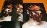 STEAMPUNK ORIENTAL LABORATORY Vol.2 Goggles and Gas mask book from japan
