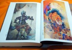 Photo1: Kano Hogai orbit to Pregnancy Kannon Japanese painter book from Japan