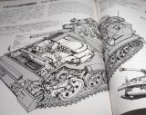 The World Tanks, Mechanical Pictorial Guide book from Japan Japanese