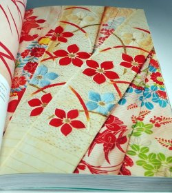 Photo1: Kimono Design : An Introduction to its Patterns and Background book Japan