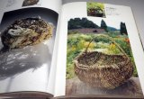Making Baskets with Natural Materials Japanese book vine grass Japan