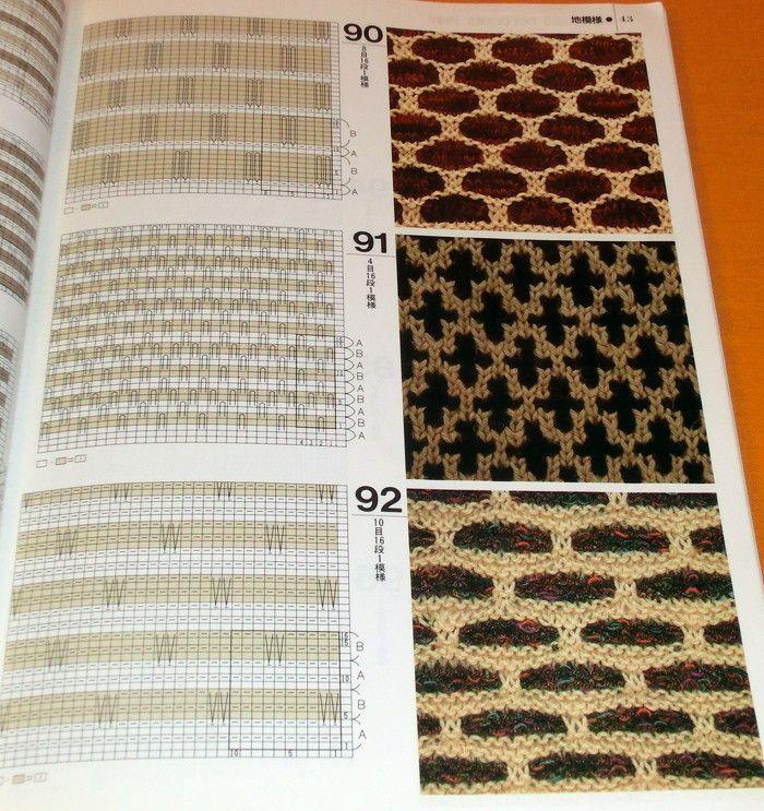 Knitting Pattern 1000 : Knitting pattern needle and crochet book