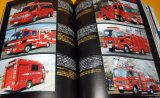 Japanese fire truck (fire engine) 2009 photo book from japan