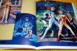 Tatsunoko Production 70s Heros Gatchaman Casshan Polymar Tekkaman book