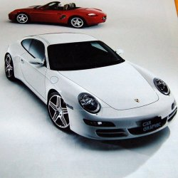 Photo1: 15 years of the Porsche leap from Japan book japanese