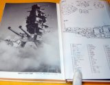 Japanese battleship book from japan rare war ww2