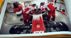 Photo1: TOYOTA F1 photo book Memory of all 140 races - Time to say goodbye