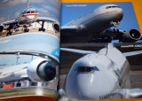 BOEING JET STORY from 707 to 787 photo & data book, japan, japanese, ba