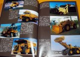 200 years of Construction machinery book heavy equipment construction