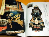 Samurai armor and haori design in sengoku period japan book english