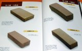 Sharpening stone and Japanese cutlery book whetstones water stones knife