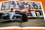 HONDA in the RACE book F1 Formula One Ayrton Senna rare