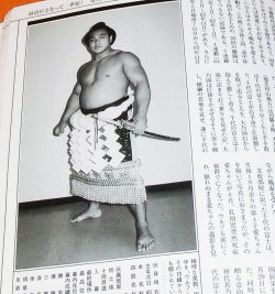 Photo1: Yokozuna history 69 people book sumo japanese japan