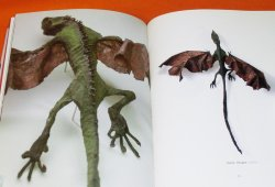 Photo1: Cryptid Specimen book RARE monster uma dragon cryptozoology kaiju