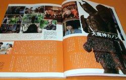 Photo1: DAIEI TOKUSATSU MOVIE CHROXICLE book Gamera Daimajin cinema japan