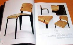 Photo1: JEAN PROUVE CONCEPTEUR CONSTRUCTEUR - Leading Figure of 20 century design