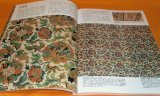 Japanese Traditional Chintz SARASA Design Pictorial Book