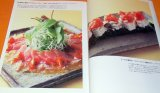 NEW CARPACCIO SASHIMI CUISINE book japan japanese sushi