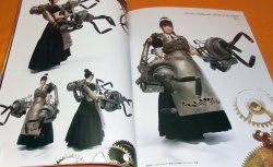 Photo1: STEAMPUNK ORIENTAL LABORATORY Vol.1 book from japan japanese