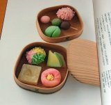 Easy to make Japanese Sweets WAGASHI book japan confectionery cake anko