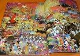 Colorful Art by the painting unit of Kyoto DARUMA SYOTEN Japan ukiyo-e