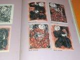 Shiko Munakata Works from Japan Japanese woodblock printmaker book