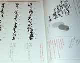 The book which can read Japanese Break Calligraphy Kanji Hiragana Japan