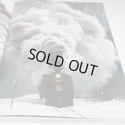 Photo1: Photos of Japan's Steam Locomotive that is currently also moving book