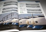 Shinkansen All Vehicle Picture Book from Japan Japanese