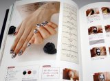 Gel Nail Bible book from Japan Japanese sculptured soft gel