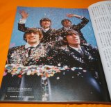 THE BEATLES from the World Hegemony 50 years book from Japan Japanese