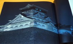 Photo1: Japanese Castle Night View Photo Book from Japan Japanese