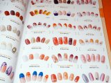 Nail Design Collection 9012 Pattern Magazine Book Nail Art from Japan