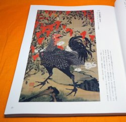Photo1: Ito Jakuchu Works Book from Japan Edo Period Japanese Painter
