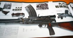 Photo1: Militaly Firearms of the World Book from Japan Gun Rifle Pistol