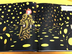 Photo1: KUSAMA YAYOI My art big size book from Japan Japanese